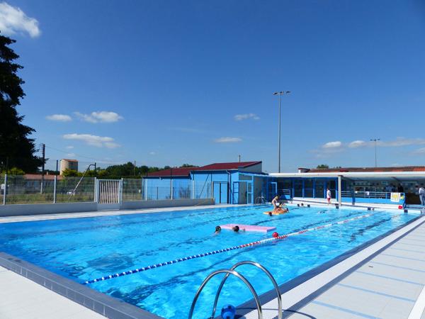 Sports mairie de geneston for Cash piscine lempdes 63